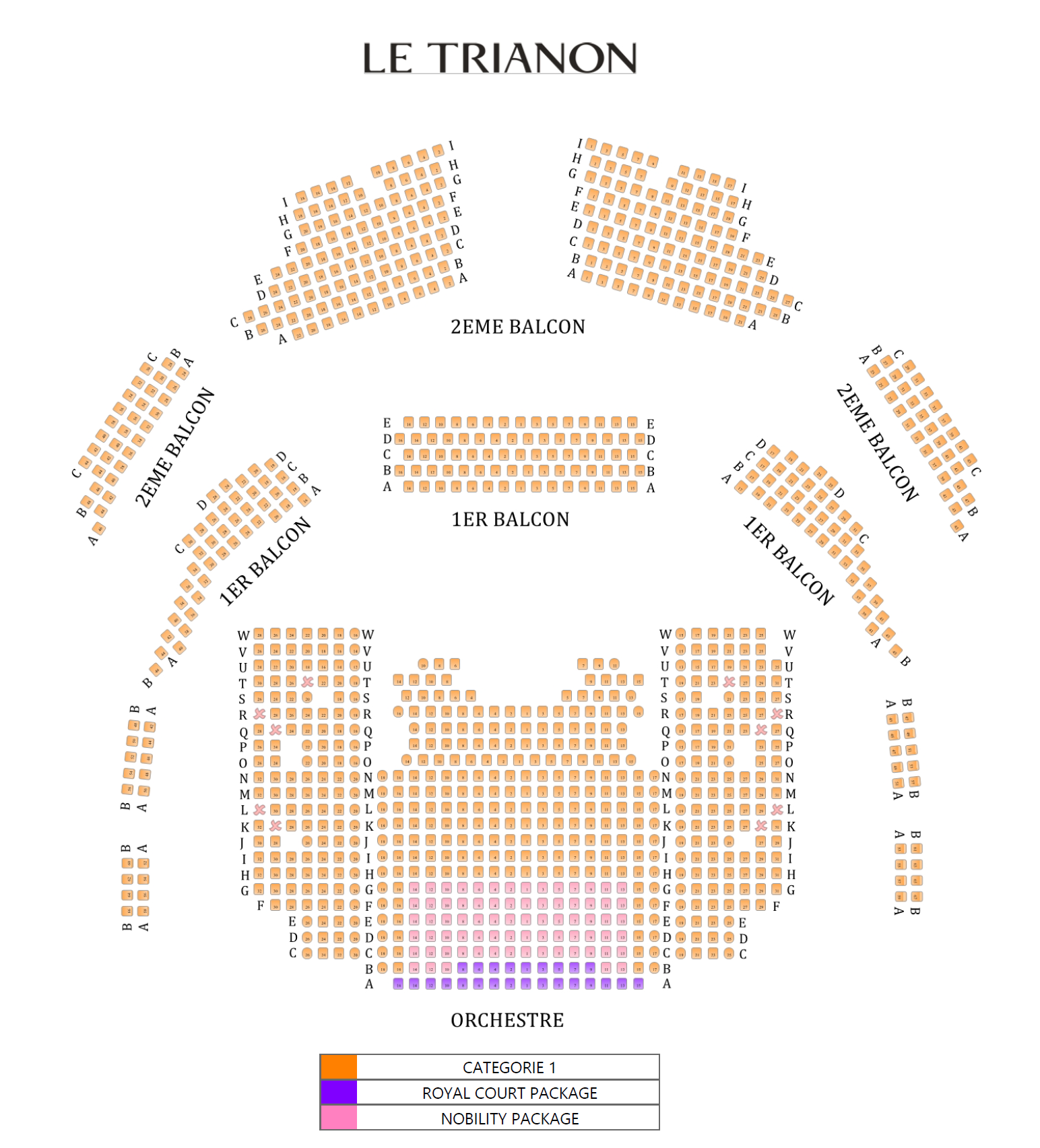 PARIS - LE TRIANON