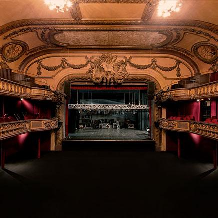Le theatre le trianon paris site officiel for Trianon plan salle